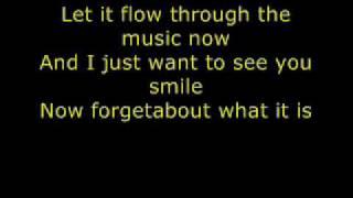 Chris Brown-love music +lyrics