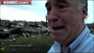 Storm Chaser Talks About Eyeing Joplin Tornado