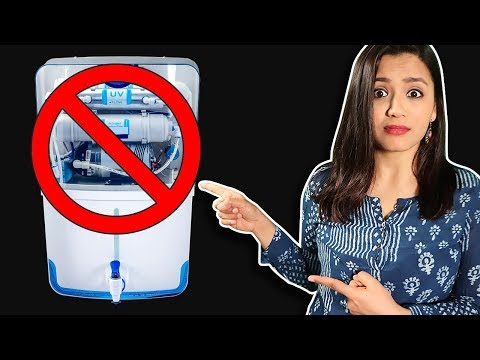 RO ka paani kaise kar raha hai aapko beemar? Is RO water making us sick? (In Hindi)