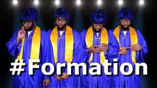 The Starrkeisha Choir - Formation! #BeyHive | Random Structure TV