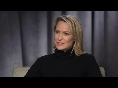 Robin Wright dishes on 'Wonder Woman,' what to expect next on 'House of Cards'