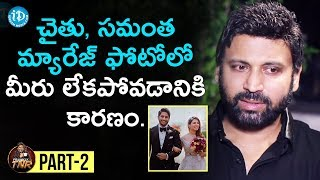 Actor Sumanth Exclusive Interview Part #2 || Frankly With TNR | Talking Movies With iDream