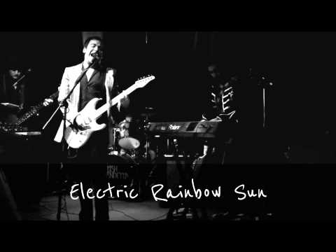 Electric Rainbow Sun
