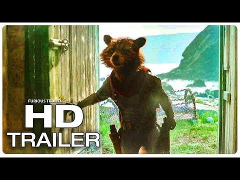 AVENGERS 4 ENDGAME Trailer #2 Super Bowl (NEW 2019) Marvel Superhero Movie HD (видео)