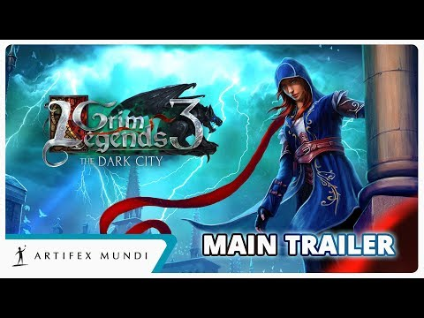 Grim Legends 3: The Dark City Official ESRB Trailer thumbnail