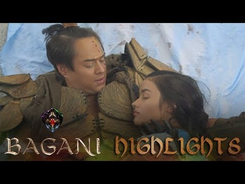 Bagani: Ganda falls asleep beside Lakas | EP 16