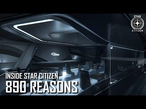 Inside Star Citizen: 890 Reasons | 3.5 Ep. 4