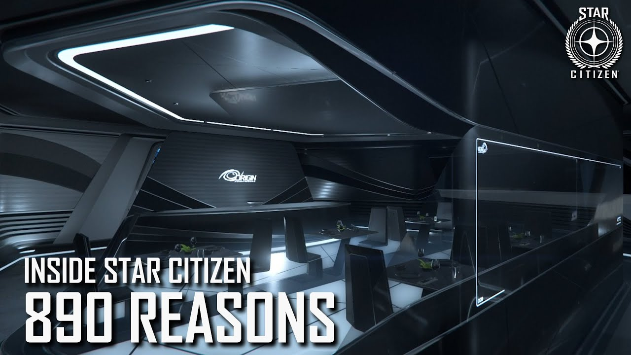 Inside Star Citizen: 890 Reasons | 3.5 Ep. 4