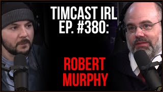 Timcast IRL - National Guard Will Replace Nurses Fired For Refusing Vaccine Mandate w/Robert Murphy