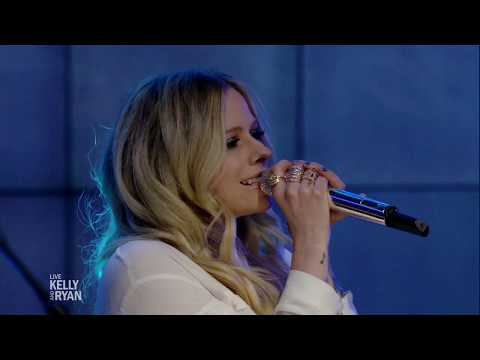 Avril Lavigne - Head Above Water @ Live With Kelly & Ryan 18/02/2019 - Sexygirl69690