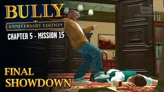 Bully: Anniversary Edition - Mission #67 - Final Showdown