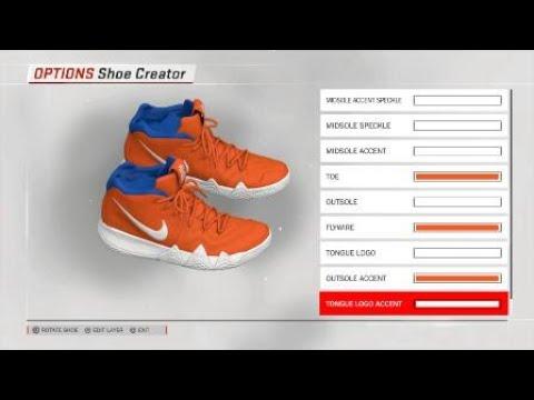 best loved 494ee d01fc How to create Kyrie 4 Wheaties in NBA 2K19!! - смотреть ...