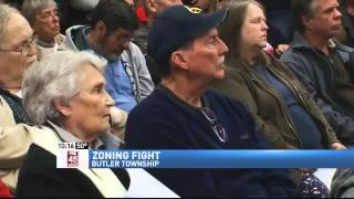 Butler Township Couple's Land Stays Residential; Neighbo
