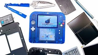 Let's Refurb!   Faulty £16 Nintendo 2DS From Ebay!