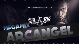 Megamix Arcángel 2017 - Solo Éxitos - (Tiraera - fronteo - malianteo - romantiqueo - perreo)