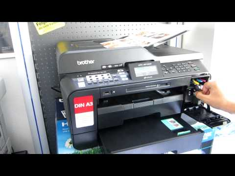 Brother MFC J6710DW A3 Kopierer Drucker Scanner Fax