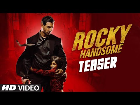 Rocky Handsome Movie Trailer