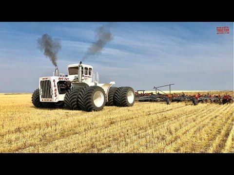 Najveći traktor na svijetu - Big Bud 16V-747