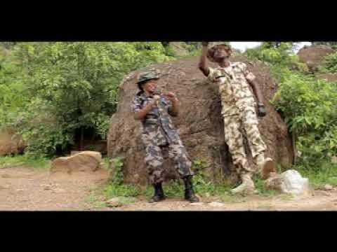 Nigerian Army (Baza Mu Ja Da Baya Ba: By Grace and Samson)