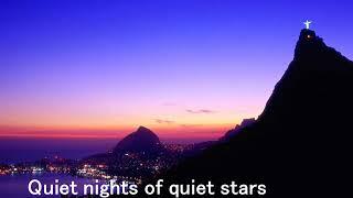 Quiet nights of quiet stars、Corcovado