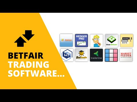 Betfair Trading Software: Why you need software (GeeksToy) by Caan Berry