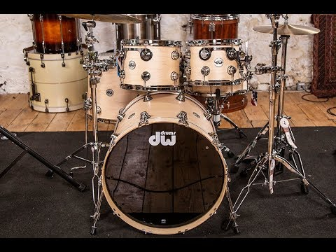 Drum Workshop Collectors Series Maple/Spruce Shell Pack – Drummer's Review