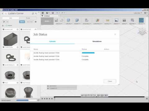 Fusion 360: Import 123D Design Files! – Drafting, Modeling and 3D