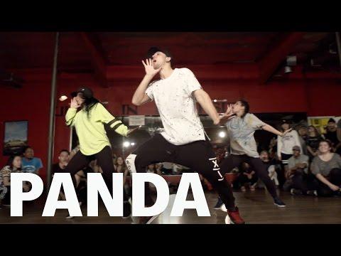 """PANDA"" - Desiigner Dance | @MattSteffanina Choreography (#Panda) (видео)"