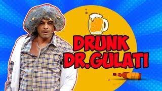 Drunk Dr. Gulati with Shahrukh Khan - The Kapil Sharma Show - Funniest Act Ever