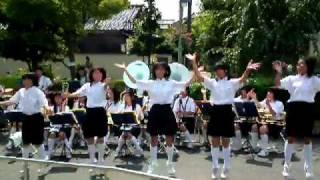 【中学吹奏楽部】ARASHI〜Beautiful days〜嵐 メドレー
