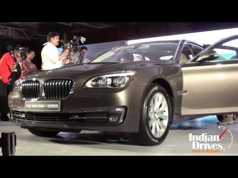 2013 BMW 7-Series in India | Walkaorund Video
