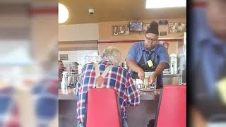 Teen receives scholarship after act of kindness goes viral