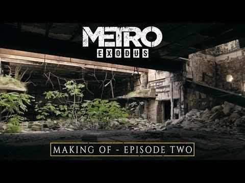 Metro Exodus : The Making Of Metro Exodus - Partie 2