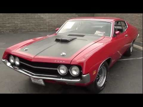 1970 Ford Torino Cobra Quick Look
