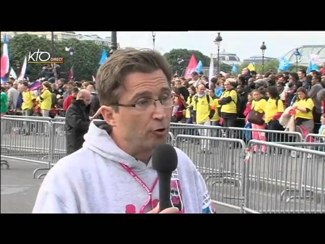 La  Manif pour Tous du 26 mai  2013 - video 2