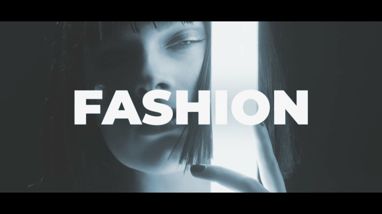 Fashion Opener - Davinci Resolve Templates