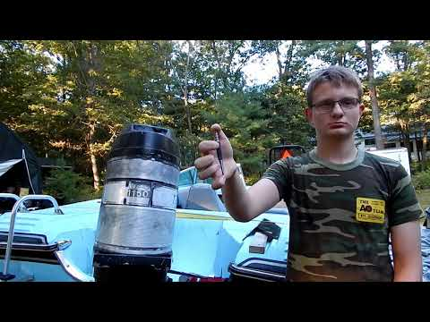 The Mercury Tower of Power Outboard Motor Part 81