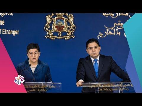أزمة المغرب واسبانيا