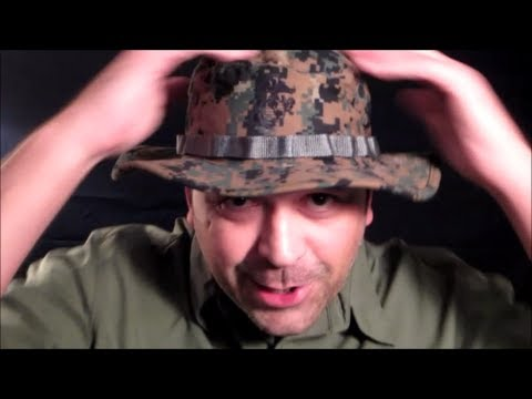 The USMC Boonie Hat Review