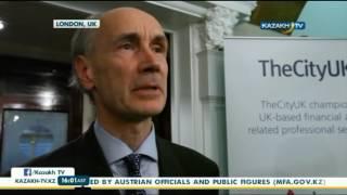 В Лондоне прошел «День инвестора» международного финансового центра «Астана» - Kazakh TV