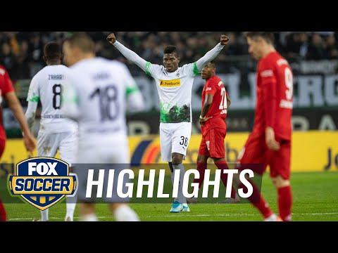 Monchengladbach vs. Bayern Munich | 2019 Bundesliga Highlights