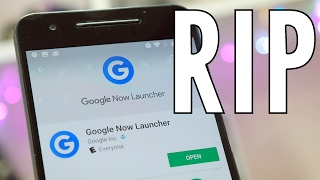 RIP Google Now Launcher: What's next for Android fans and manufacturers?