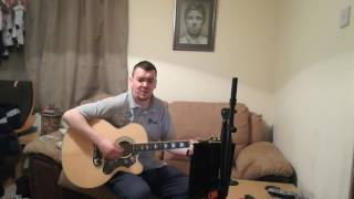 Passenger - Hearts On Fire / Chris Hart Acoustic Cover.