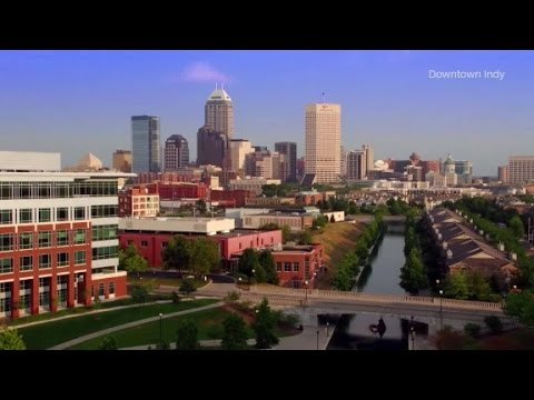 Office with a View: Indianapolis