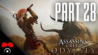 ODPOVĚDI PRO SFINGU! | Assassin's Creed: Odyssey #28