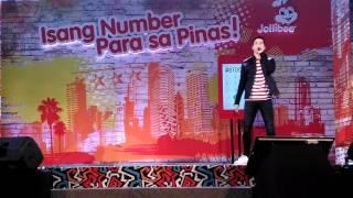 Elmo Magalona at Isang Number Para Sa Pinas.