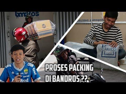 BEGINI PROSES PACKING DI BANDROS.CO.ID #BANDROSJUARA #BandrosInside