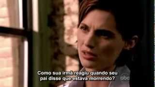 Castle - Season 1 - Episode 01 - Flowers For Your Grave (subtitled Portuguese)