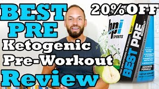BPI Sports: Best Pre Ketogenic Pre-Workout Review
