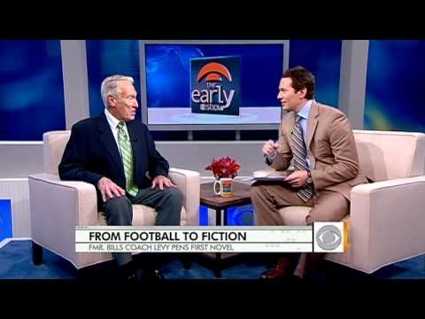 The Early Show - Hall of Fame coach Marv Levy's new novel